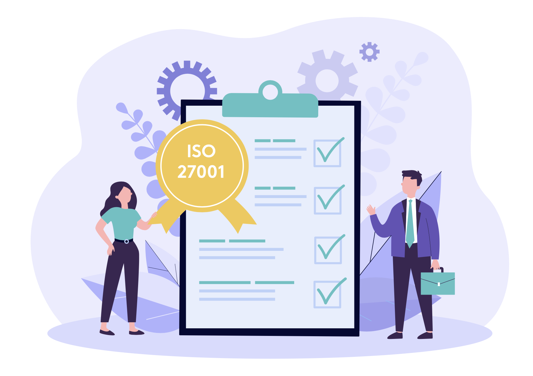 ISO 27001 Step-by-Step Checklist